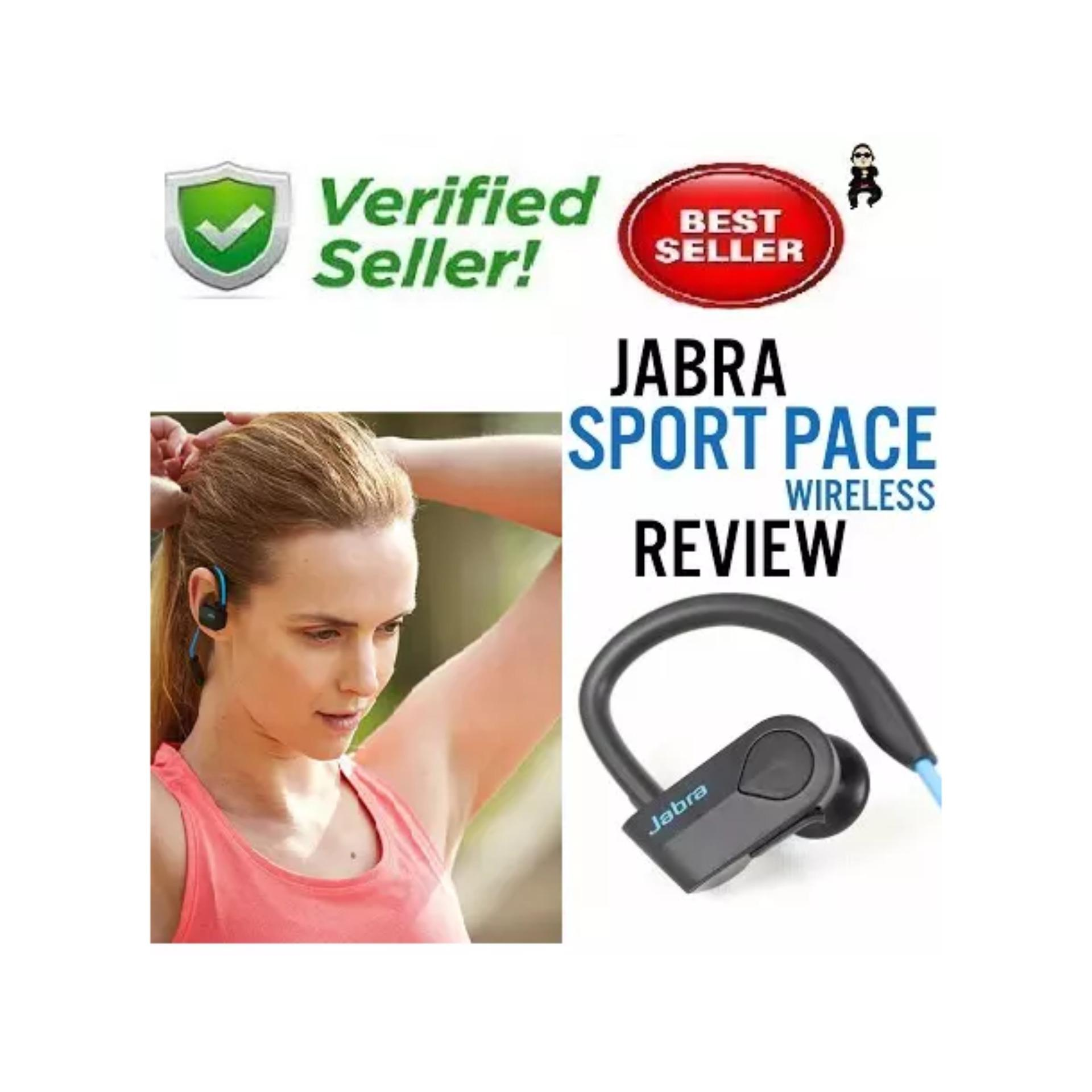 Buy Sell Cheapest Jabra Pace Bluetooth Best Quality Product Deals Sport Wireless Earbuds Blue Stereo Hf Headset Handsfree