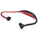 Jual Stereo Sport Headset Headphone Mp3 Musik Player Micro Sd Tf Slot Merah Antik