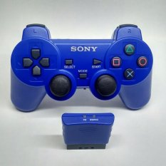 Stick PlayStation 2 Wireless PS2 Controller Blue