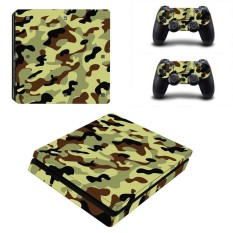 Sticker Konsol Decal PlayStation 4 Controller Vinyl Skin Vice City untuk PS4 Slim YSP4S-0085-Intl