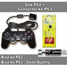Stik PS2 Plus Converter stik ke mesin PS3