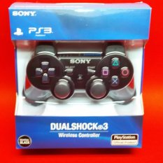 Stik PS3 PlayStation 3 Wireless Controller (Black)