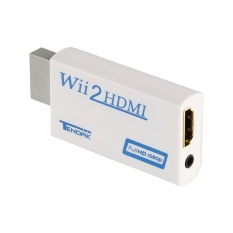 Promo Stoga Wii Hdmi Converter Wii To Hdmi Converter Scales Wii Signal To 720P And 1080P Wii To Hdmi Wii2Hdmi 720P Or 1080P Video Converter Adaptor Hd Oem