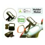 Tips Beli Stonic Holder Hp Di Spion Motor Anti Air Stand Holder Waterproof