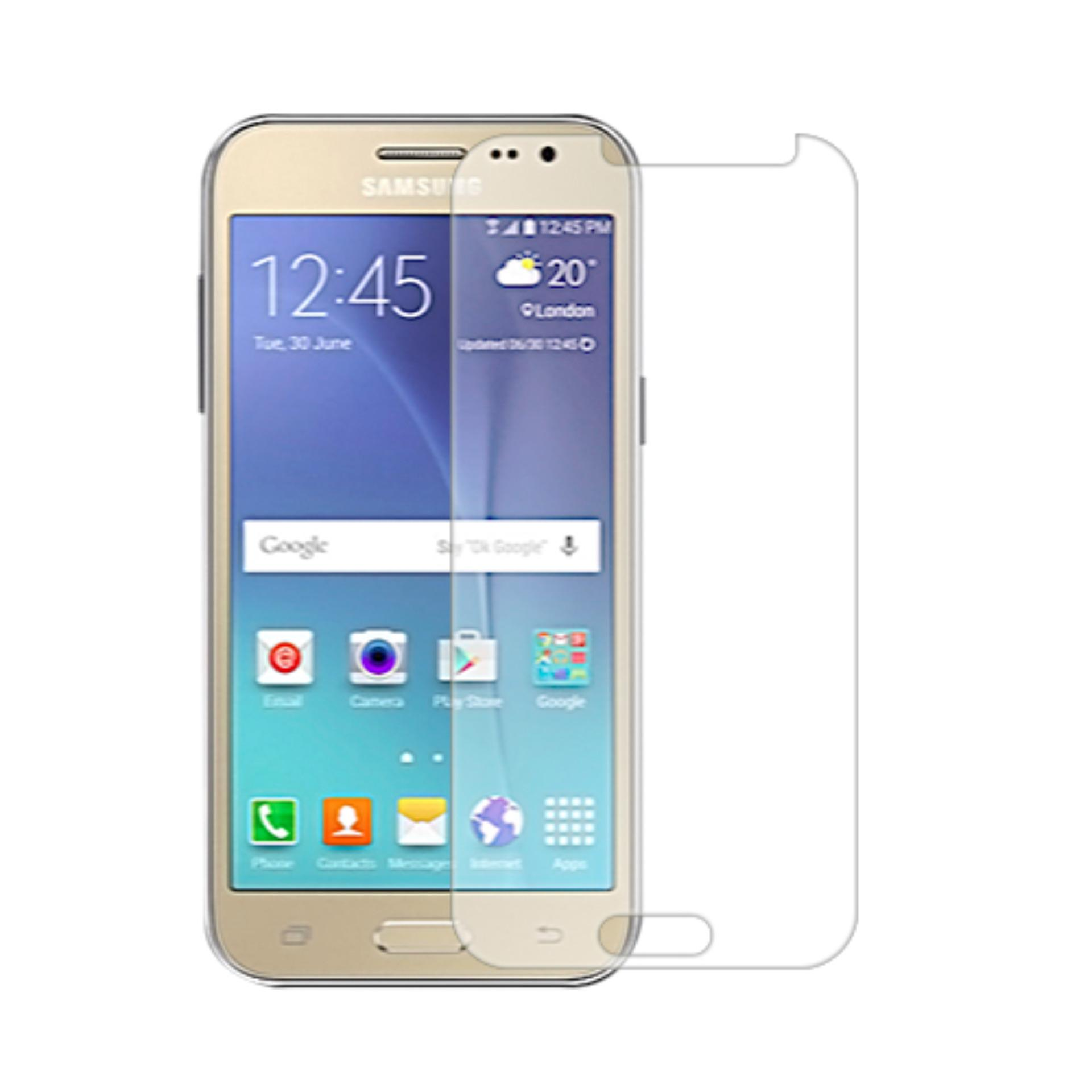 Vn Samsung Galaxy J2 2015 J200 4G LTE Duos Tempered Glass