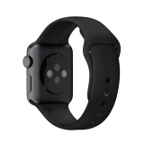Jual Strap Bracelet Band Silicone Fitness Replacement For Apple Watch 42Mm Bk Intl Di Tiongkok