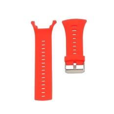 Spesifikasi Tali Pengikat For Suunto Seri Undang Undang 1 2 3 Olahraga Pergelangan Tangan Silikon Band Merah