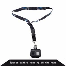 Straps Hanging Rope 60 Cm Widened Lanyard Action Camera Neck Safety Strap For Go Pro 5 4 3 Yi 4K Sjcam Sj4000 Eken Action Sport Camera Accessories Tiongkok Diskon 50