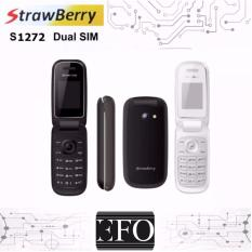 Harga Strawberry S1272 Flip Mirip Samsung 1272 New Strawberry Asli