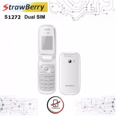 Strawberry S1272 Flip Mirip Samsung 1272 NEW