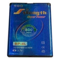 Spesifikasi Strength Double Power Battery For Bp 4L