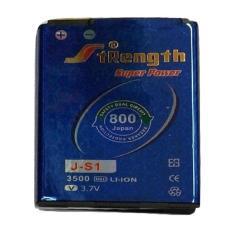 Beli Strength Original 100 Js1 Double Power Battery For Blackberry 9800 3500 Mah Online Murah
