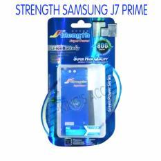 Jual Strength Super Double Power Battery For Samsung J7 Prime 4850 Mah Online