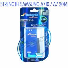 Diskon Produk Strength Super Power Battery For Samsung Galaxy A7 2016 A710 4850 Mah