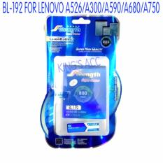 Strength Super Power Bl 192 For Lenovo A750 A680 A526 A590 A300 A529 4850Mah Strength Murah Di Indonesia