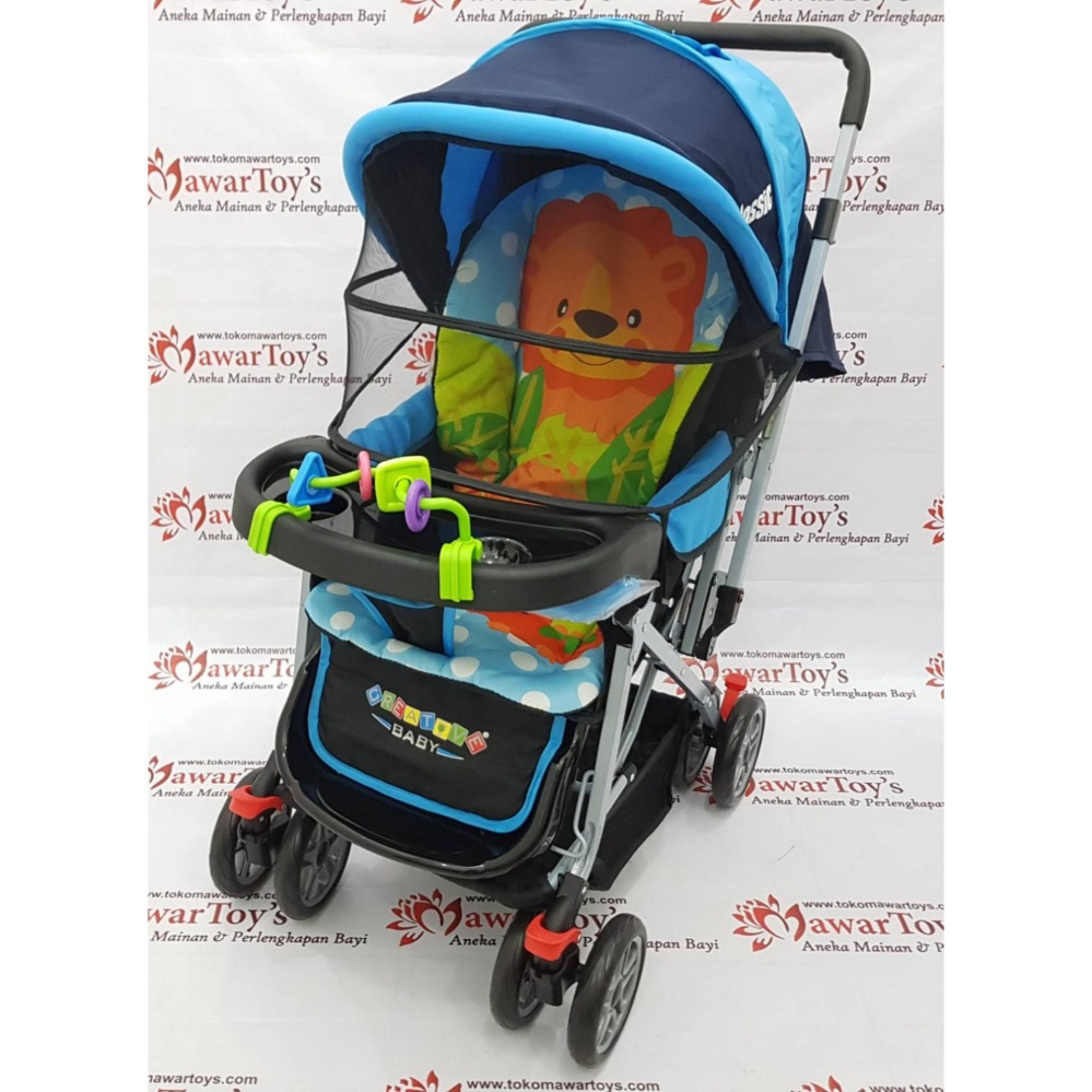 Review Stroller Pliko Creative Classic Bs 218 Original Terbaru
