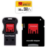 Harga Strontium Nitro 466X Microsdhc Uhs 1 70Mb S Class 10 32Gb With Adapter And Card Reader Srn32Gtfu1C Paling Murah