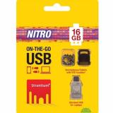Toko Strontium Nitro Otg 3 16Gb Sr16Gsbotg1 Riau