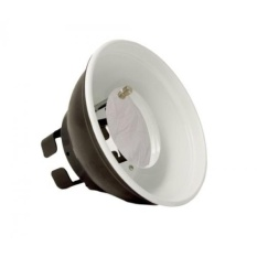 StudioPRO Beauty Dish untuk Speedlight Pada Kamera Flash Photography Light Modifier-Cocok untuk Canon, Nikon, Olympus, Sony, Panasonic, Pentax, Sigma & Unit Flash Eksternal Lainnya-Intl
