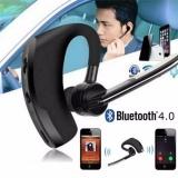 Beli Bergaya Bisnis Nirkabel Stereo Bluetooth Headset 4 1 Handsfree Earphone Hitam Satu Ukuran Intl Murah