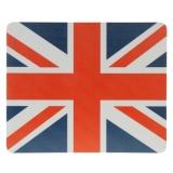 Spesifikasi Bergaya Inggris Bendera Pola Mouse Pad Yg Baik