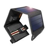 Jual Suaoki 7 W Solar Charger Dengan Portable Tenaga Panel Surya Intl Suaoki Original