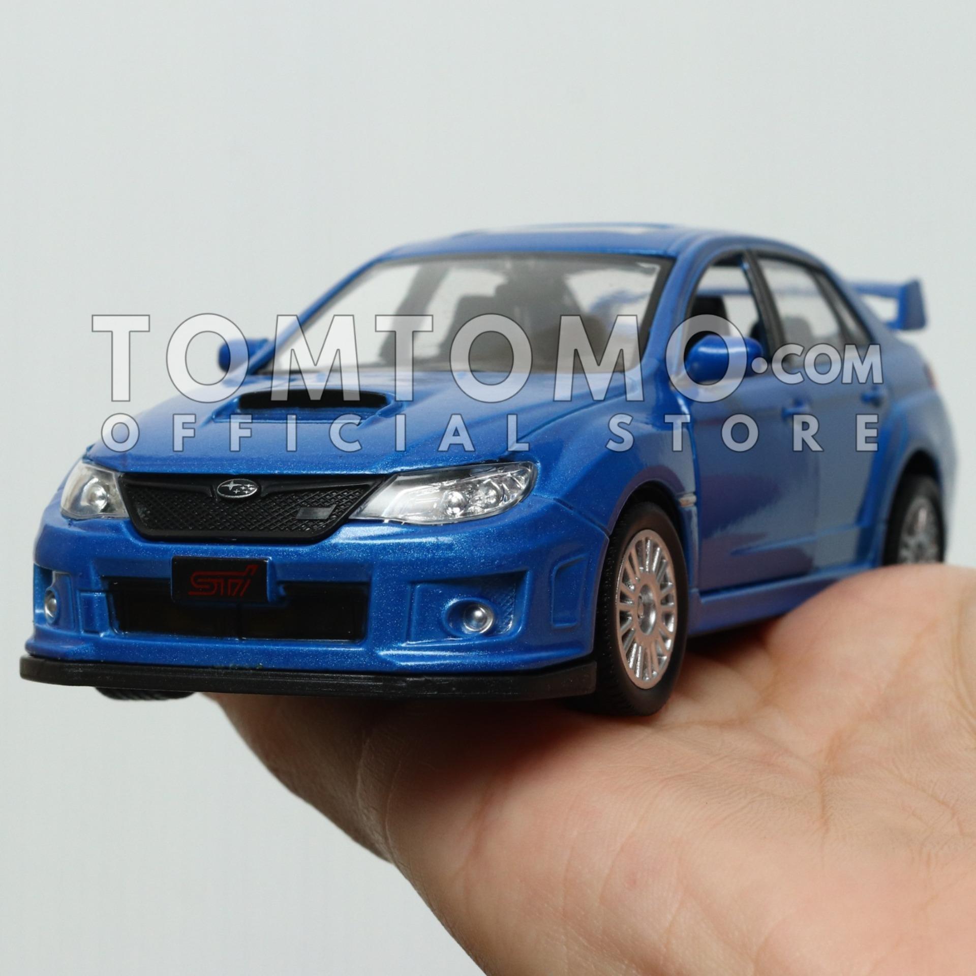 Beli Subaru Wrx Sti Diecast Miniatur Mobil Mobilan Sedan Sport Kado Ultah Mainan Anak Cowok Laki Unicar Tomtomo Online Jawa Tengah