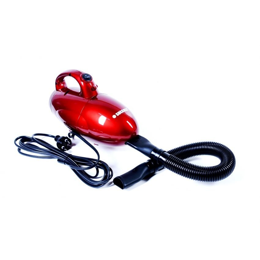 Review Success Vacuum Ceaner Dan Blower Merah Success