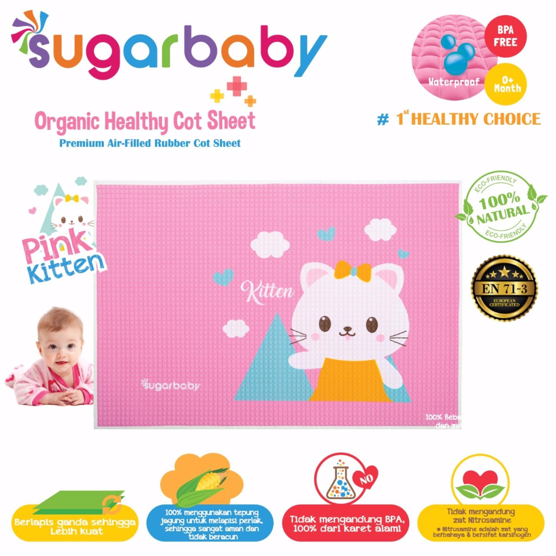 Beli Sugar Baby Organic Healthy Cot Sheet Perlak Ondo Karet Organik Rubber Mat Alas Ompol Bayi Di Jawa Barat