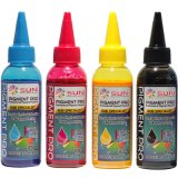 Spesifikasi Sun Tinta Epson Pigment Pro 100 Ml 1 Set 4 Warna Dan Harganya