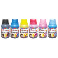 Toko Sun Tinta Epson Premium Ink Nfi 100 Ml 1 Set 6 Warna Online Terpercaya