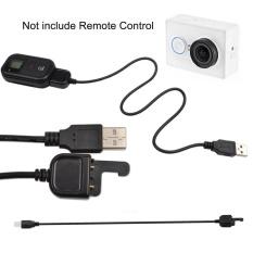 Sunshop Kualitas Tinggi Pergi Pro Hero3 3 + WIFI Remote Control USB Charger Pengisian Kabel-Internasional