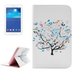 SUNSKY Kulit Sampul untuk Samsung Galaxy Tab 3 Lite 7.0/T110/T111 (Multicolor)-Intl