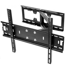 Sunydeal Full Motion Stud Wall TV Mount Bracket untuk Samsung Vizio LG Sony SHARP TCL Panasonic Insignia Sanyo Emerson AQUOS Elemen 30-60 Inch Plasma LCD LED 4 K Flat Panel Smart TV, Tilt & Swivel-Intl