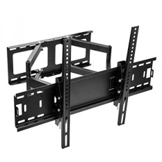 Sunydeal Full Motion Tilt Putar TV Wall Mount Bracket untuk Vizio Samsung SHARP Sony LG Panasonic 30 32 39 40 42 43 46 47 48 49 50 55 60 Inch Plasma LCD LED Smart TV, VESA Hingga 600X400mm, Max 99lbs-Intl