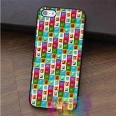 Super Mengapa 7 untuk IPhone 8 Perlindungan Mobile Phone Case Cover TPU Soft Case-Intl