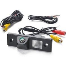 Supercart Mobil Cadangan Parkir Mundur Reversing NTSC Belakang Viewcamerafor Chevrolet EPICA (Hitam) (Luar Negeri)-Intl