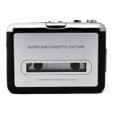 Spek Supercart Baru Tape Untuk Pc Usb Super Kaset Untuk Mp3 Converter Capture Audio Music Player Hitam Abu Abu Indonesia
