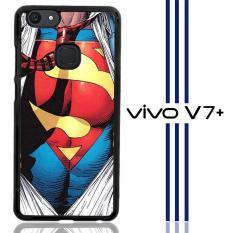 Superman Clark Kent Pop Art X0206 Casing Vivo V7 Plus Custom Hard Case Cases Diskon 30