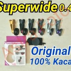 SUPERWIDE LENS 1000% ORIGINAL LENSA KACA U004 BARANG DIJAMIN BAGUS