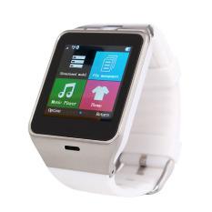 Harga Dukungan Nfc Aplus Gv18 Smart Watch Bluetooth Watch Wrist Watch Sim Kartu Smartband Untuk Iphone6 Android Ponsel Putih Not Specified