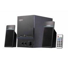 Speaker Aktif Multimedia 2.1 Channel Supreme 638 - Untuk Laptop - Komputer - HAndphone