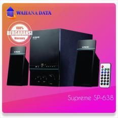 Harga Supreme Speaker Sp 638 Merk Supreme