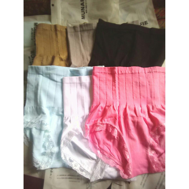 Surabaya Mall munafie original Munafie korset Munafie Slimming Pants all size random warna