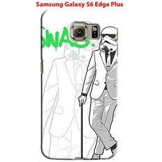 SWAG Star Wars & Mickey for Samsung Galaxy S6 Edge Plus + Hard Case Cover (1946) - intl