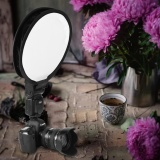 Harga Sweatbuy Mini Portable Round Beauty Dish Speedlite Flash Diffuser Softbox 40 Cm Intl Murah