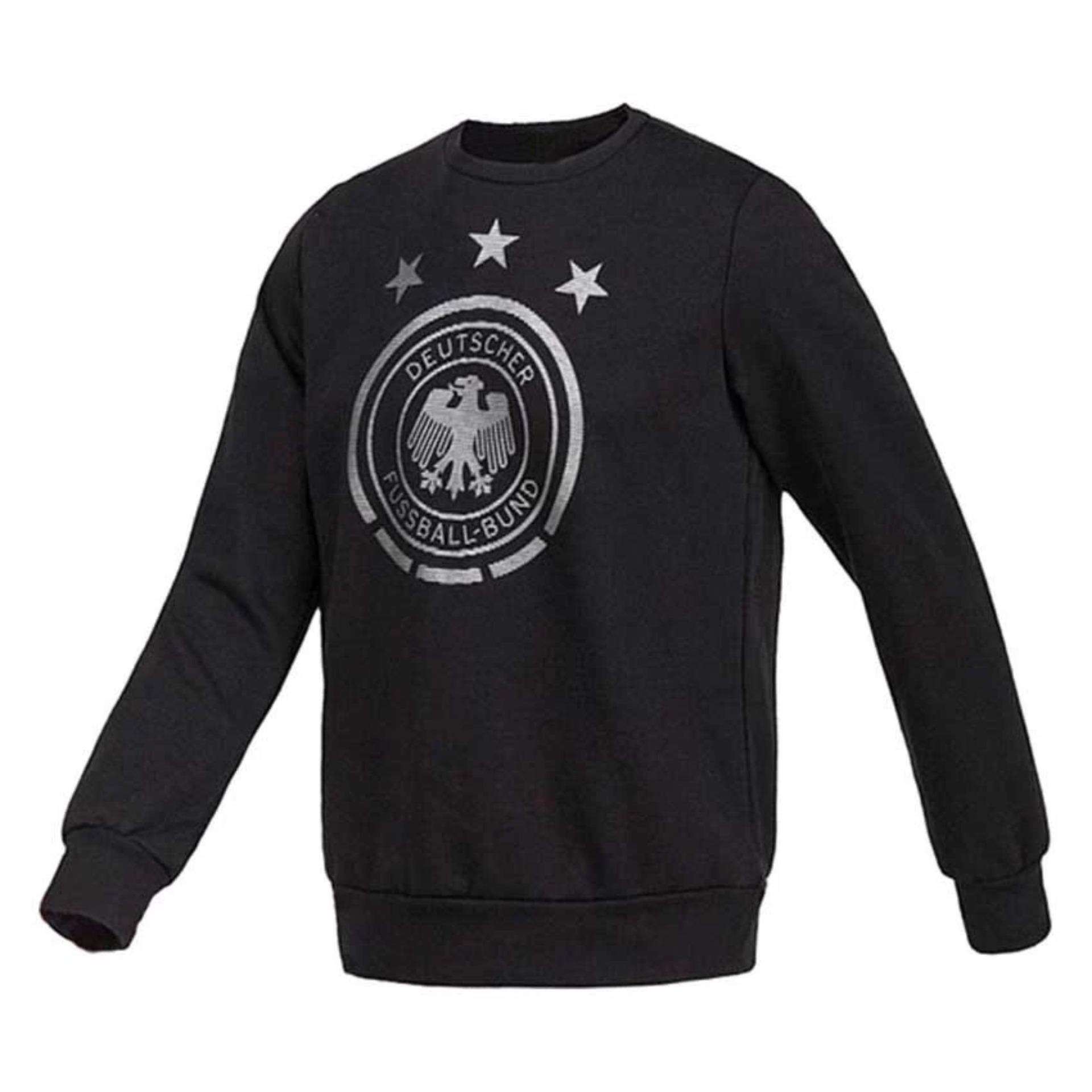 Model Sweater Germany Hitam Terbaru