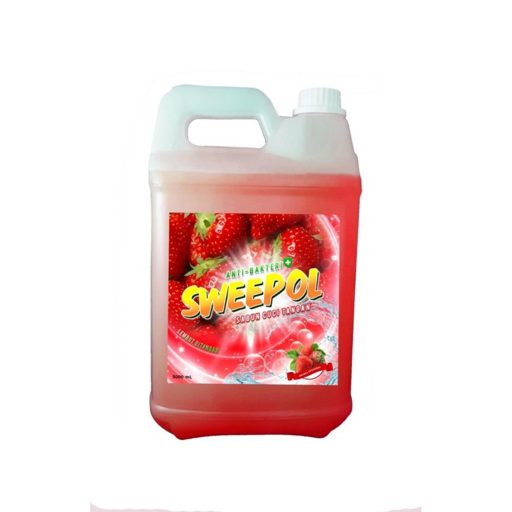 Diskon Produk Sweepol Hand Soap Sabun Cuci Tangan