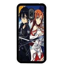 Sword Art Online X0938 Samsung Galaxy J7 Plus Custom Hard Case
