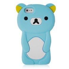 Cover For Source · Sworld 3D Rilakkuma Bear Silicone Soft Case untuk IPhone .